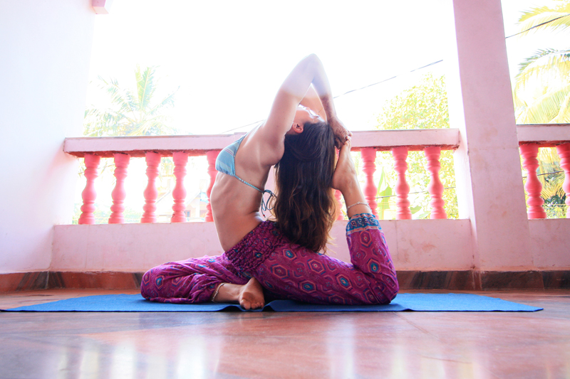 Йога твоя для похудения